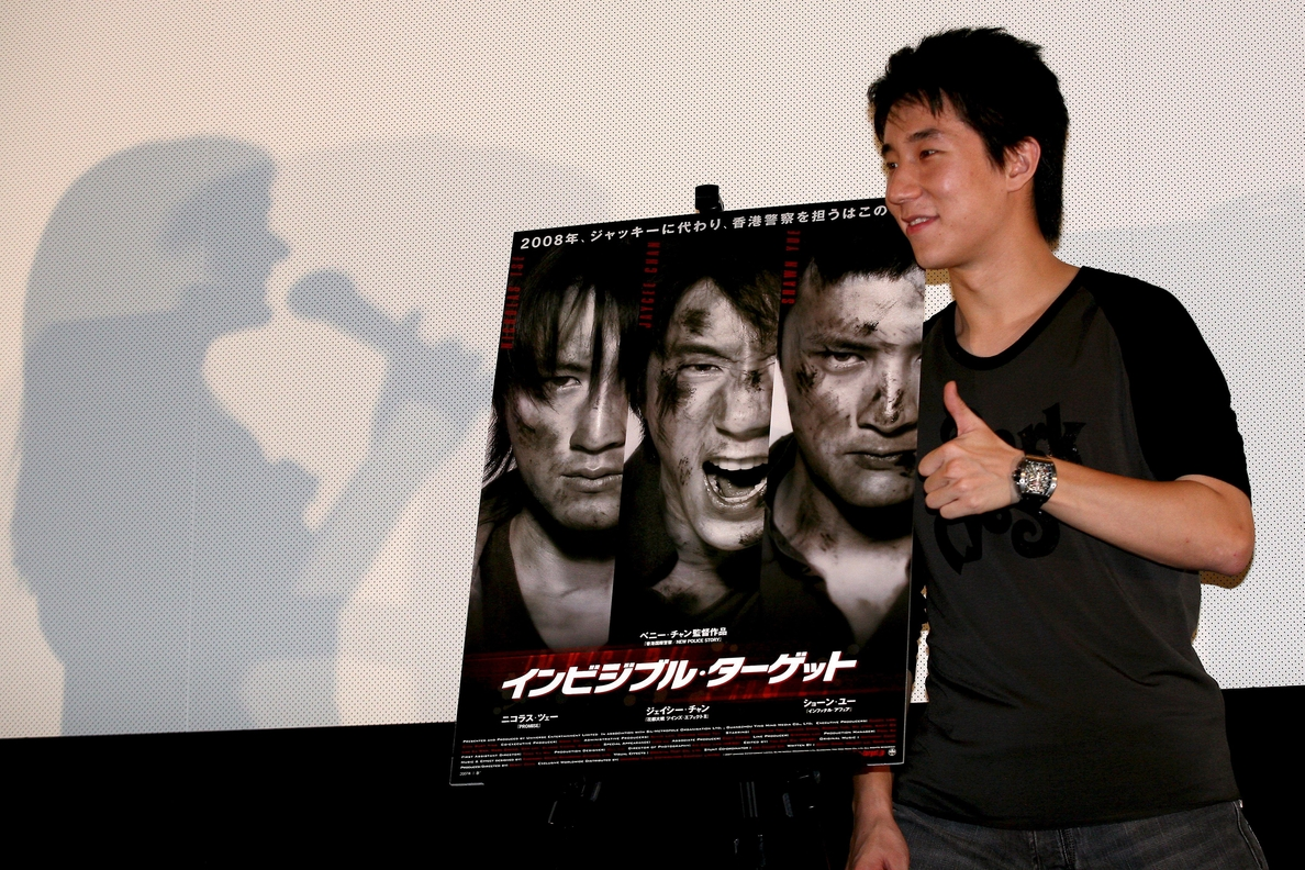 Un hijo de Jackie Chan acusado en China de un delito penado con cárcel
