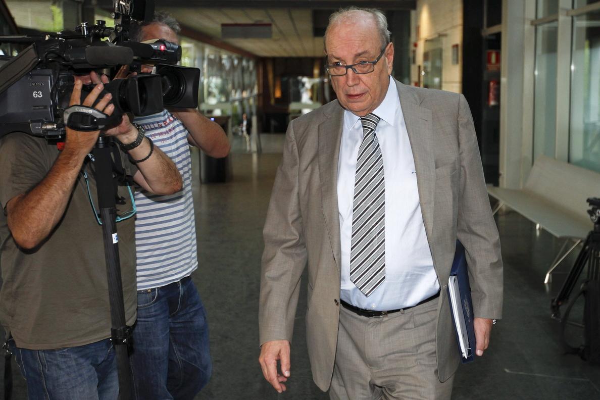 Un juzgado de lo Mercantil de Madrid convoca a la LFP y al Murcia para el jueves