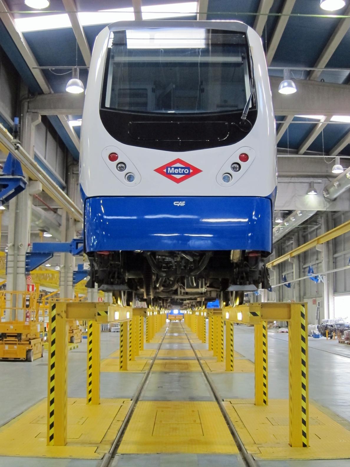 Metro licita 1,2 millones para el proyecto de construcción de su nueva sede en el depósito de Canillejas