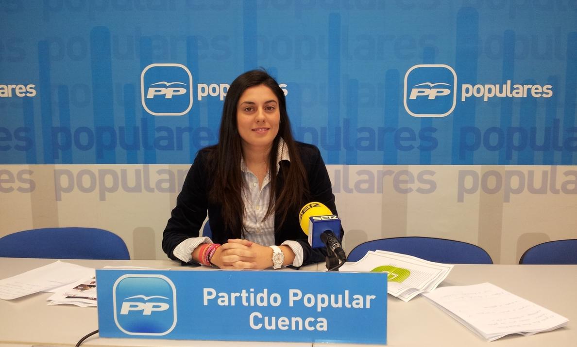 PP responde al PSOE que «todas las familias que lo necesiten dispondrán de ayudas para libros y material escolar»