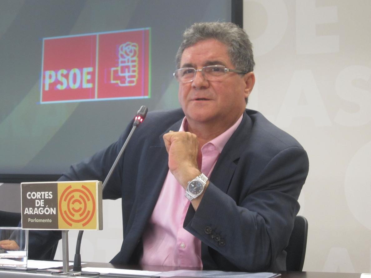 El PSOE pide a la CHE que se siente a negociar con los pueblos del Pirineo y los regantes por la energía reservada