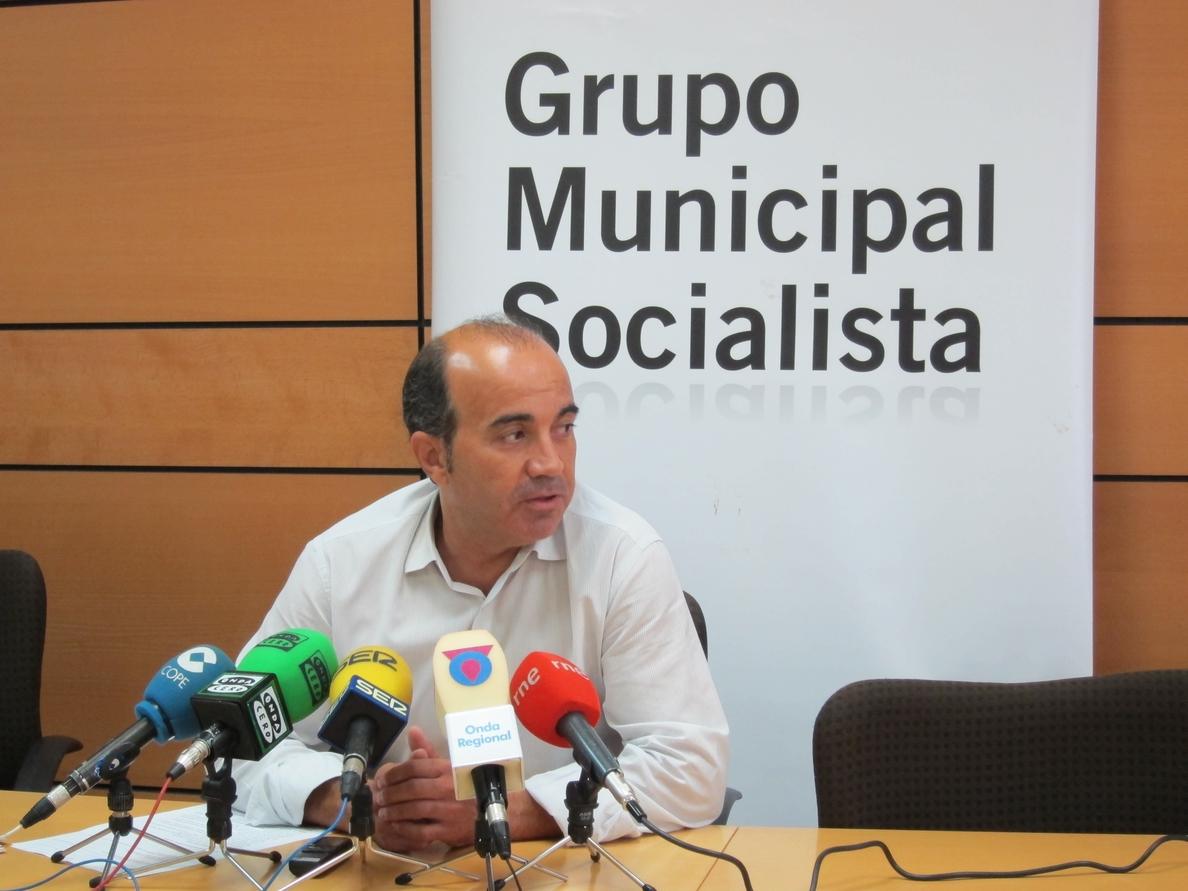 El PSOE de Murcia exige «respeto» a la Justicia y la vuelta del club a la Segunda División