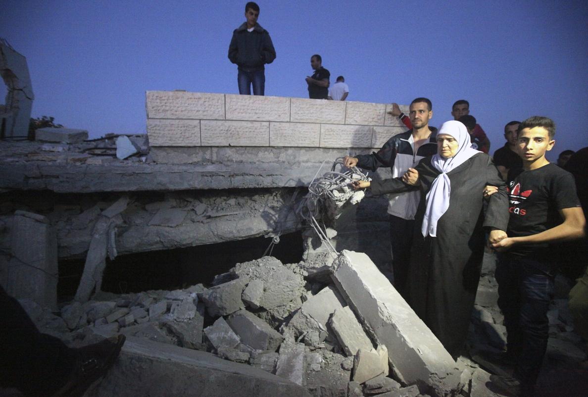 Palestinos dicen que Israel ha cedido en su demanda de desarmar las milicias
