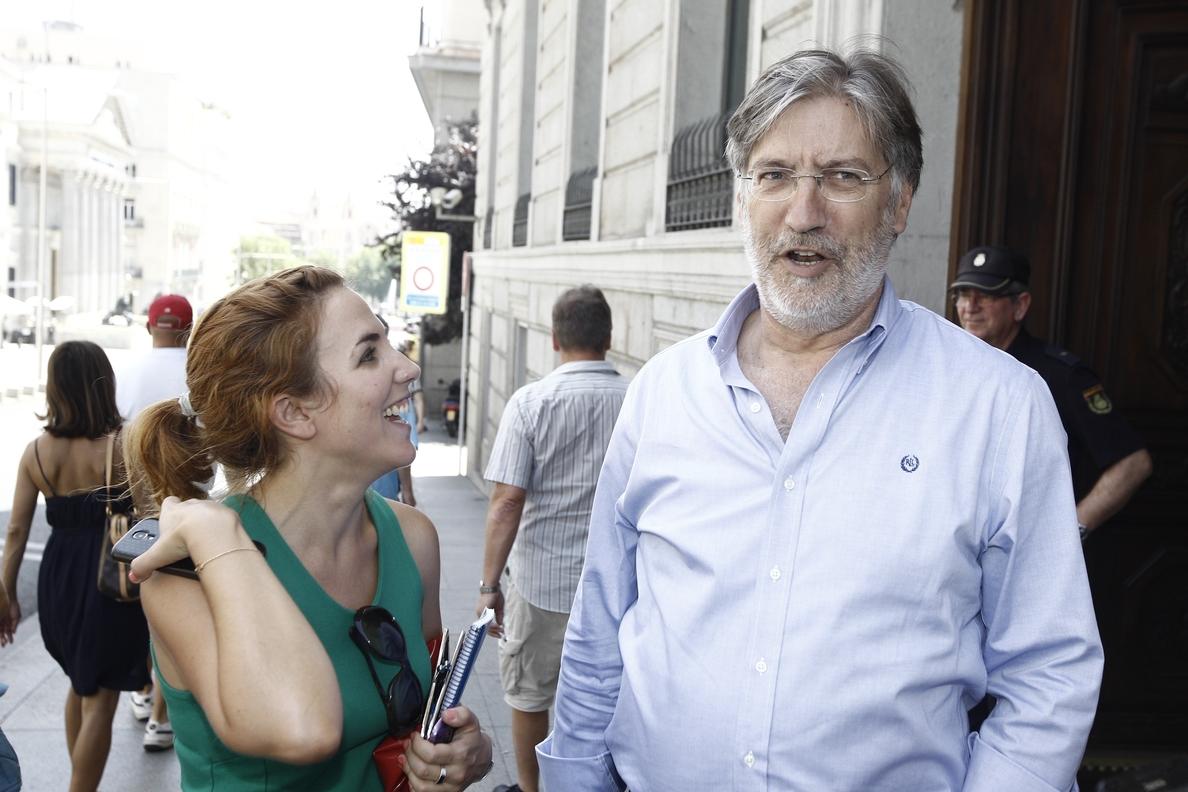 Pérez Tapias pide a Pedro Sánchez incluir la derogación del artículo 135 de Zapatero en su reforma constitucional
