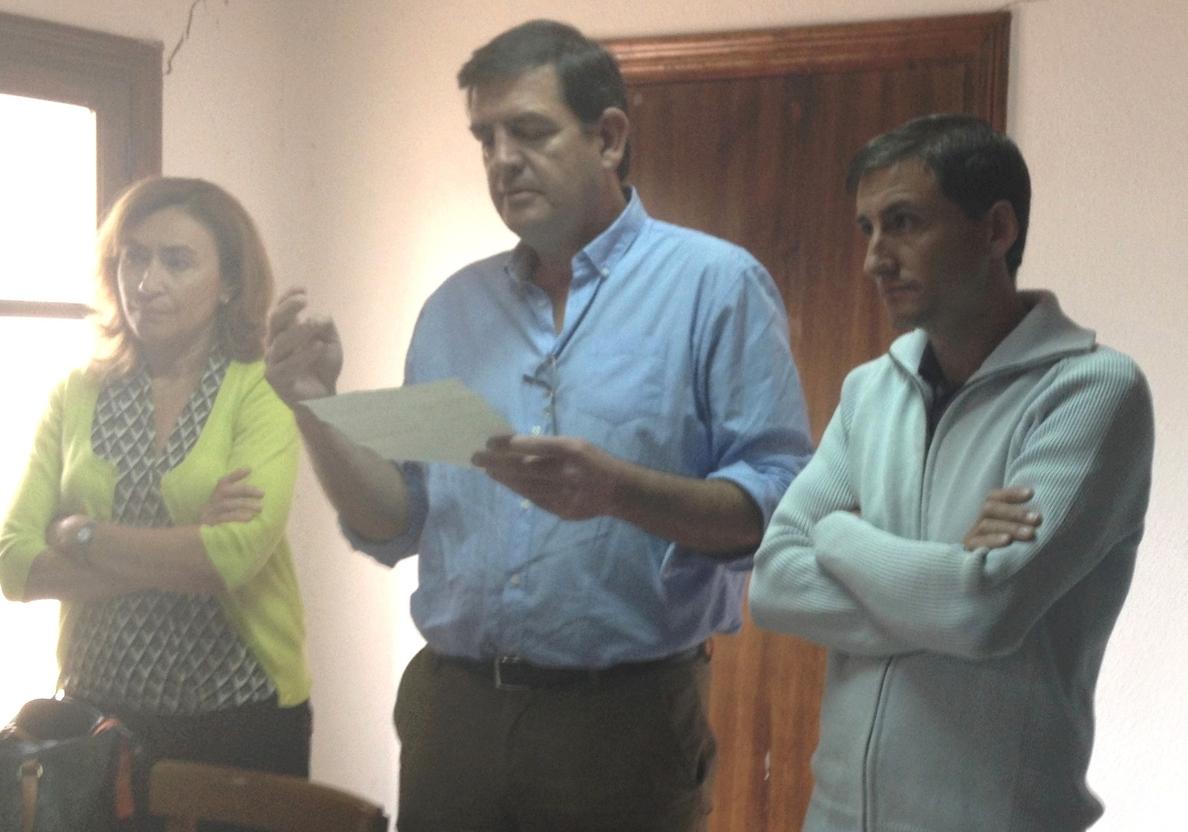 Presentado el proyecto de concentración parcelaria de Santa Engracia que supondrá invertir 3,9 millones de euros