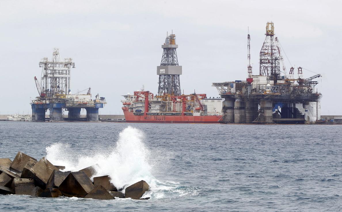 Repsol abre en su «web» un canal sobre su proyecto petrolífero en Canarias