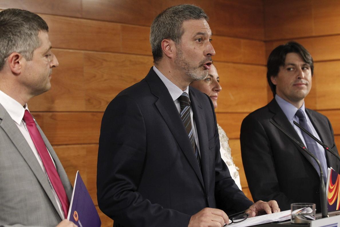 Sociedad Civil Catalana pide a Justicia que actúe y cuestiona el «oasis catalán»