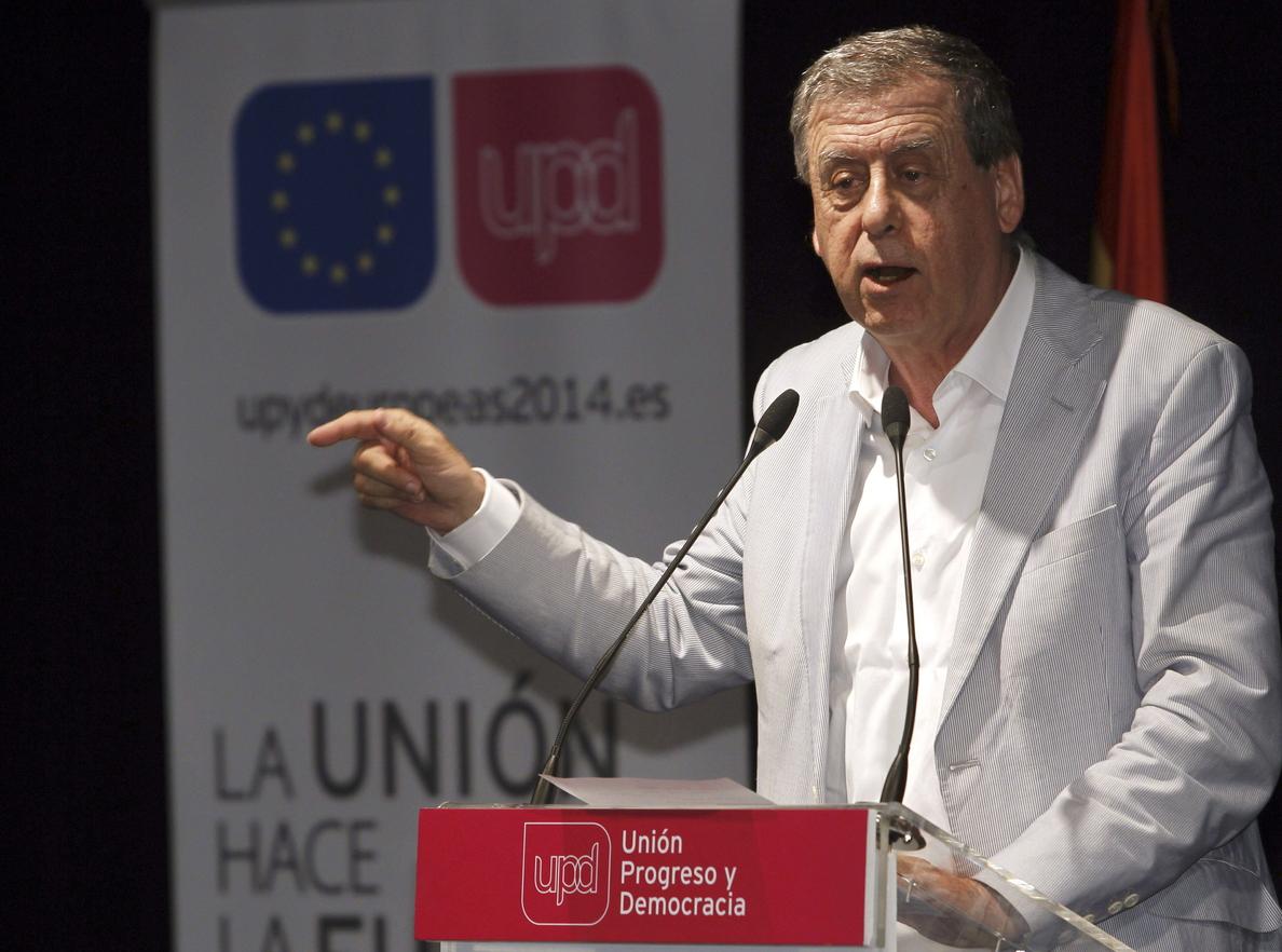 La coalición entre UPyD y Ciutadans aspiraría a ser la tercera fuerza política