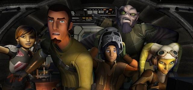 Star Wars Rebels ya tiene fecha
