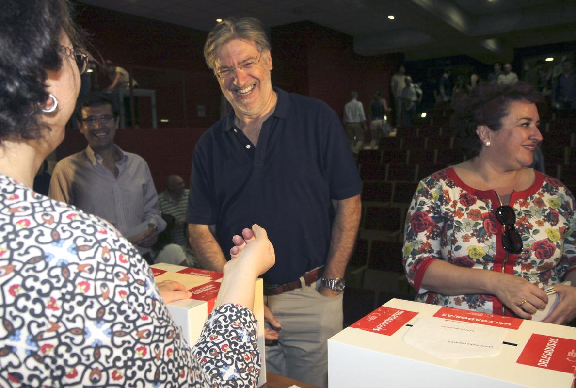 Tapias pide al PSOE que se comprometa a modificar de nuevo el articulo 135