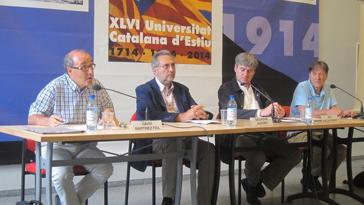 La UCE recuerda a los 12.000 voluntarios catalanes que participaron en la I Guerra Mundial