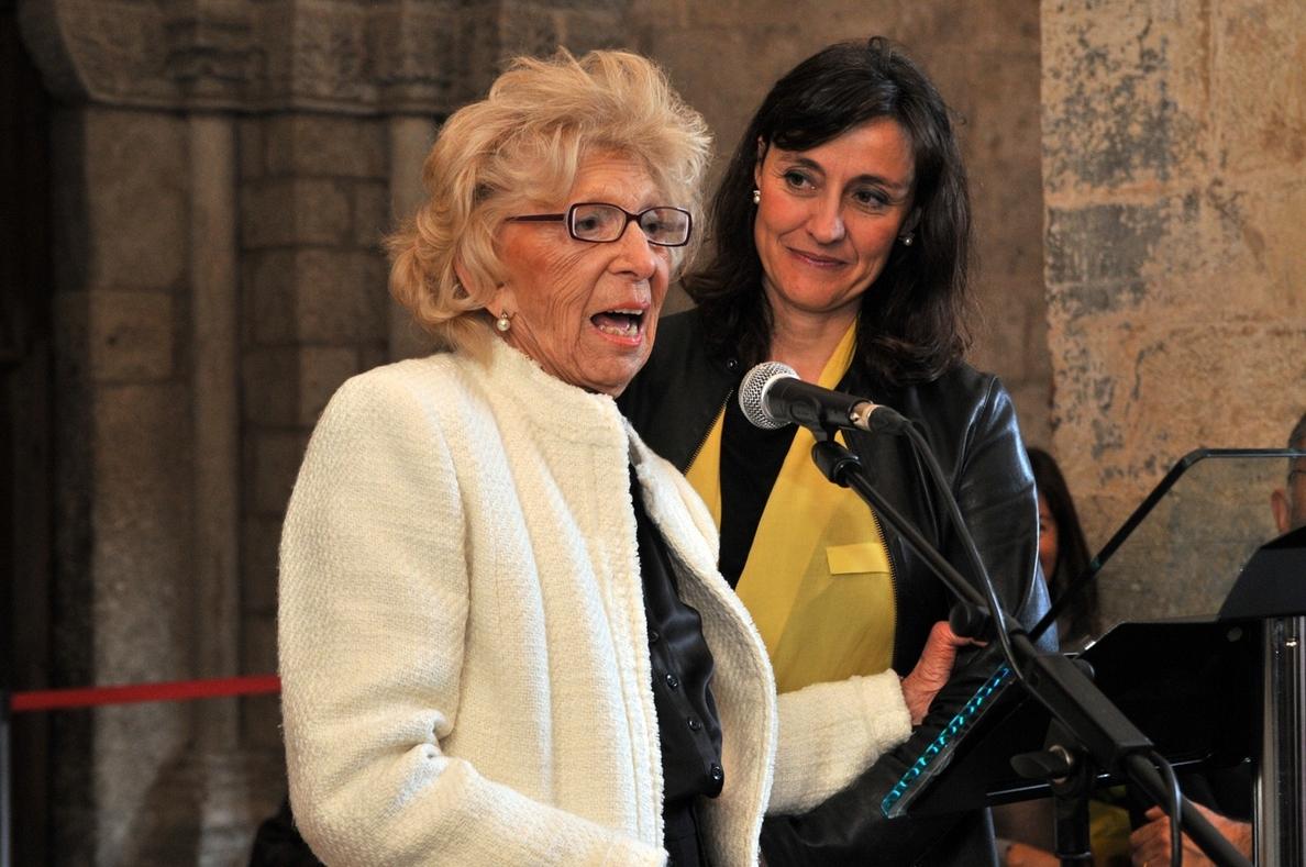 La alcaldesa de Sant Cugat lamenta la pérdida de la pintora y grabadora Mercè Diogène