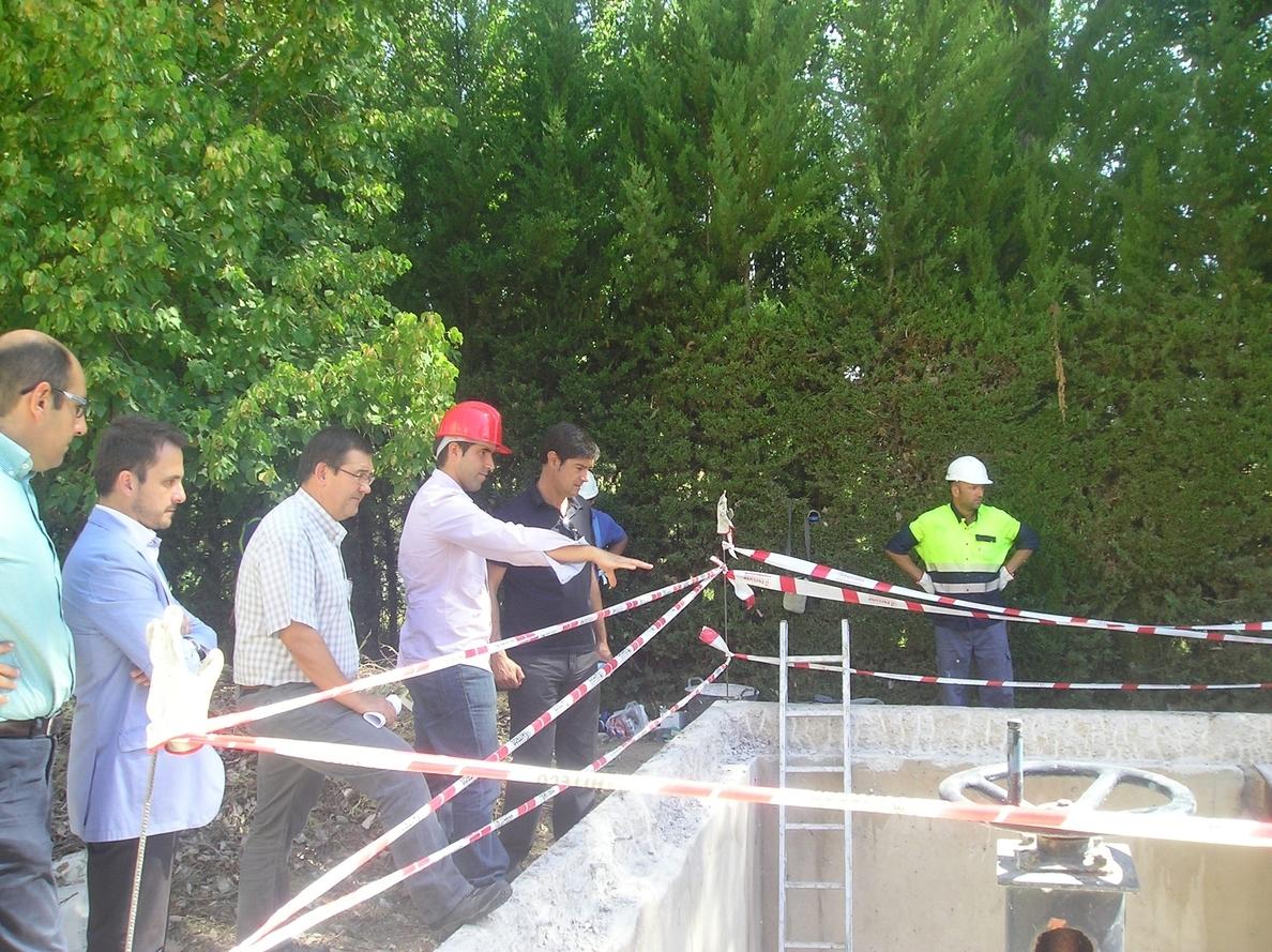 Una reja automática de desbaste evitará la acumulación de residuos sobre las bombas de la depuradora de Cuenca