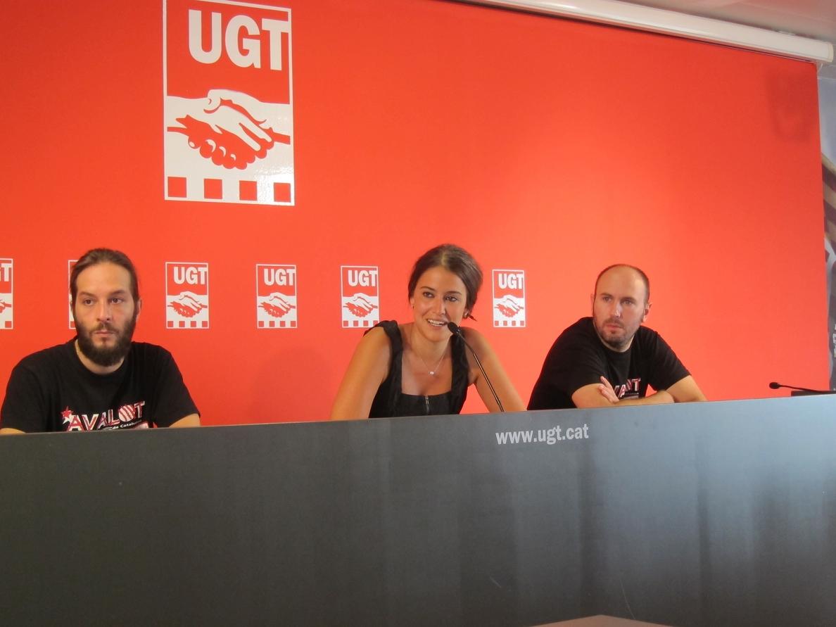El 90% de los jóvenes catalanes con trabajo tienen un contrato temporal según UGT