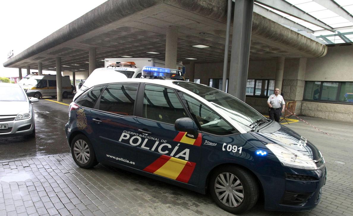 Cuatro detenidos por robos tras una larga persecución policial por Madrid