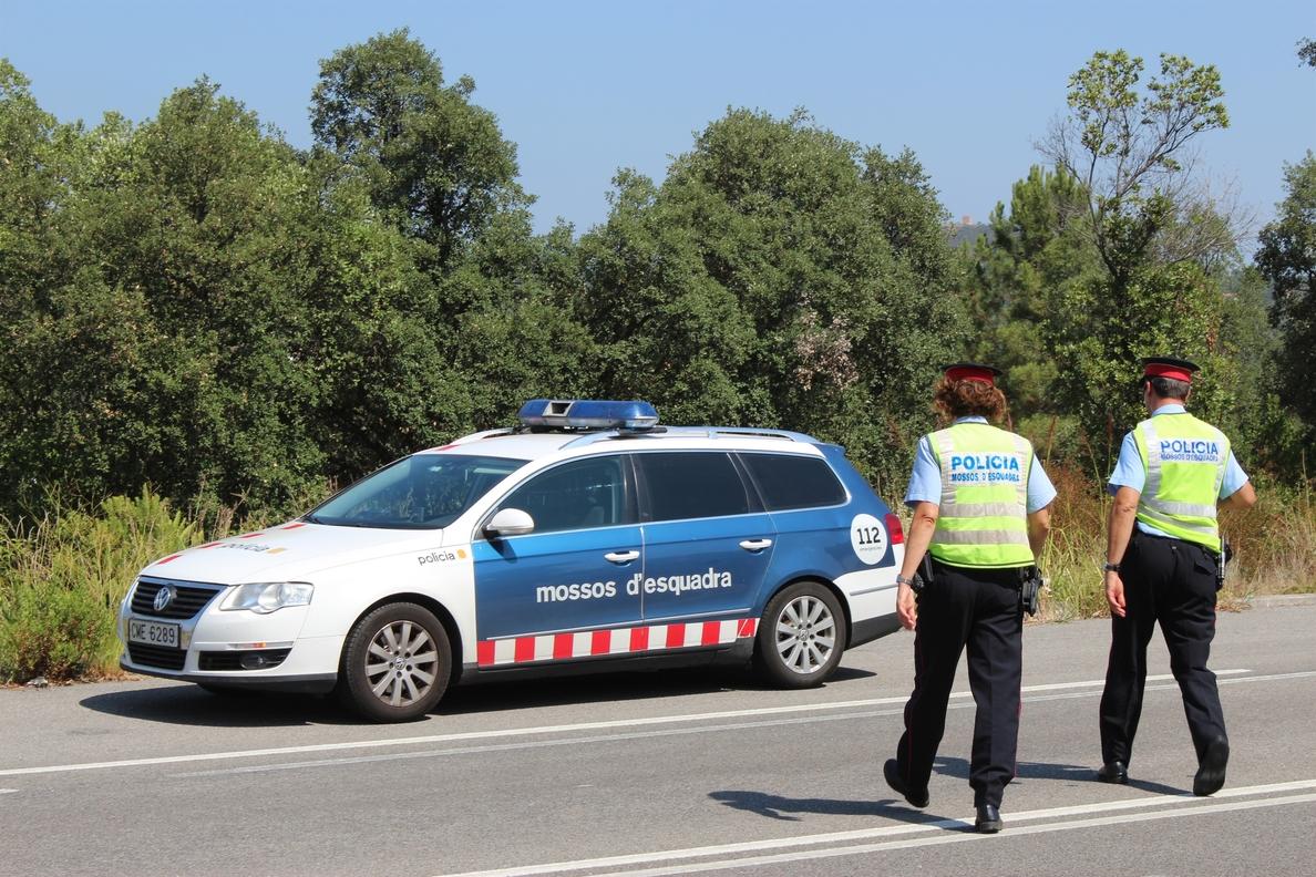 Dos detenidos por retener a una rumana de 26 años en Barcelona