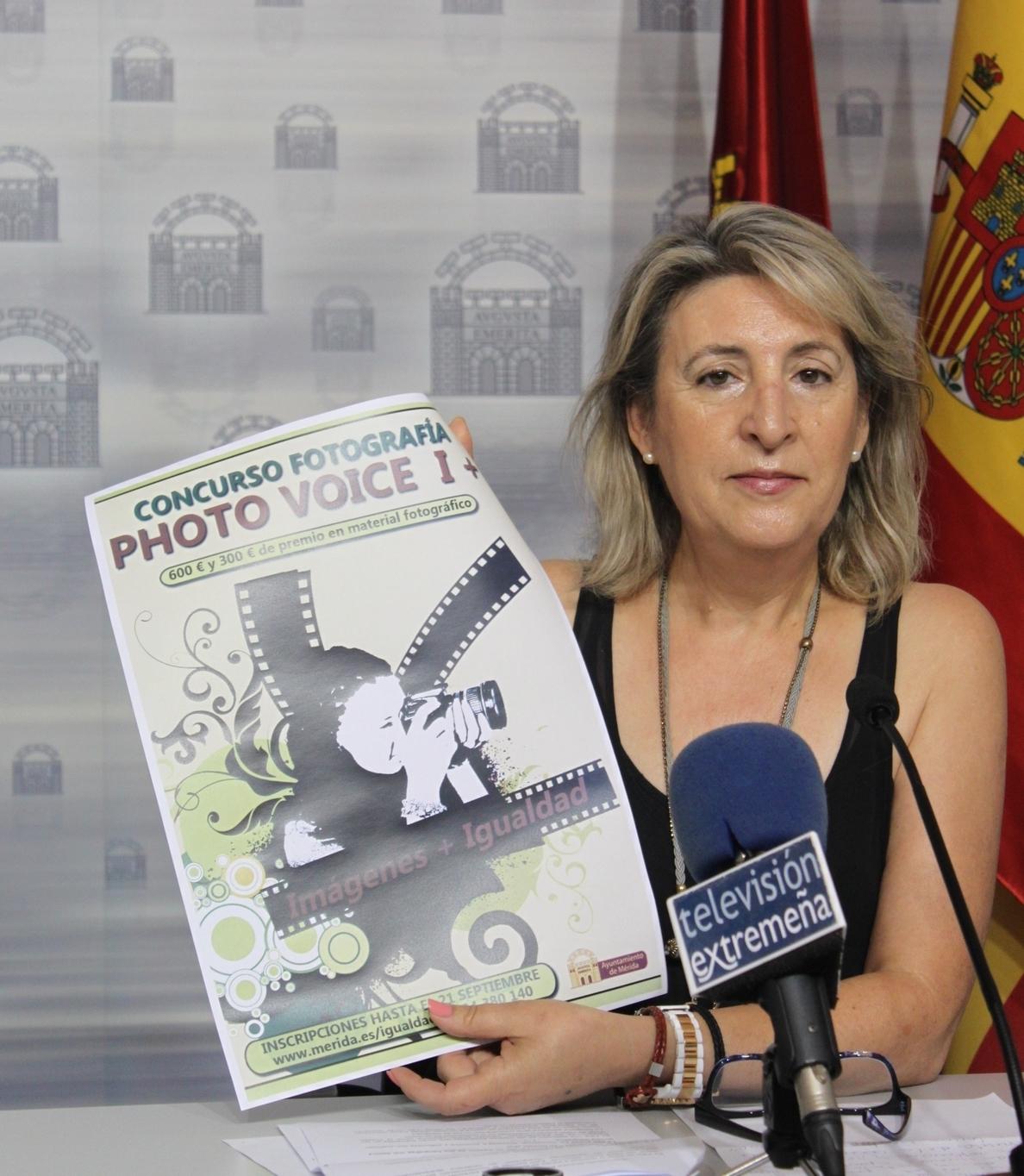 Un concurso fotográfico en Mérida sobre la igualdad de género repartirá 900 euros en material fotográfico