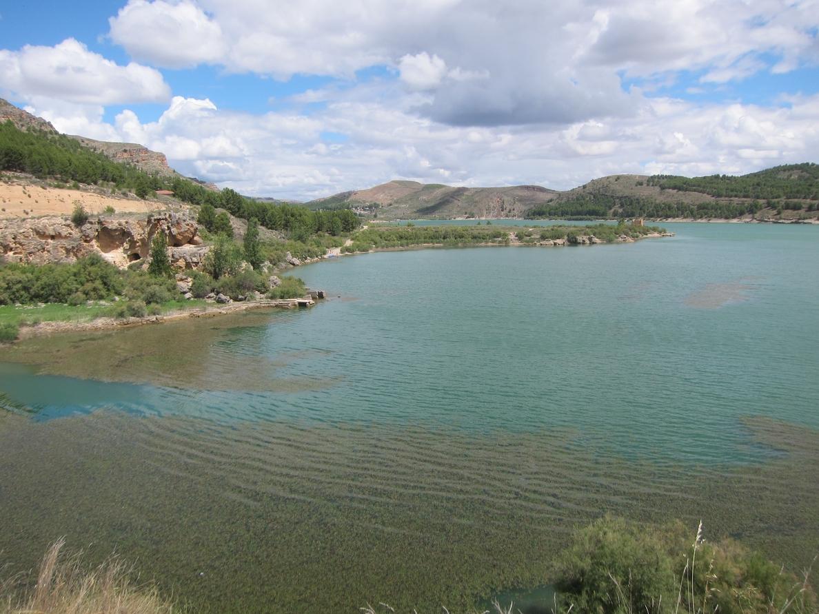 La reserva hidráulica del Cantábrico se encuentra al 63,5% de su capacidad