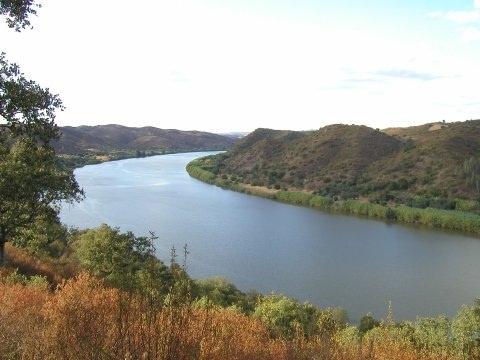 La reserva hidráulica del Guadiana se encuentra al 77,5 por ciento de su capacidad