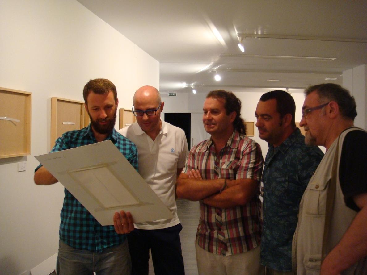 La fotografía de un taranconero se alza con el primer premio en el XIV Concurso sobre la Cuchillería de Albacete
