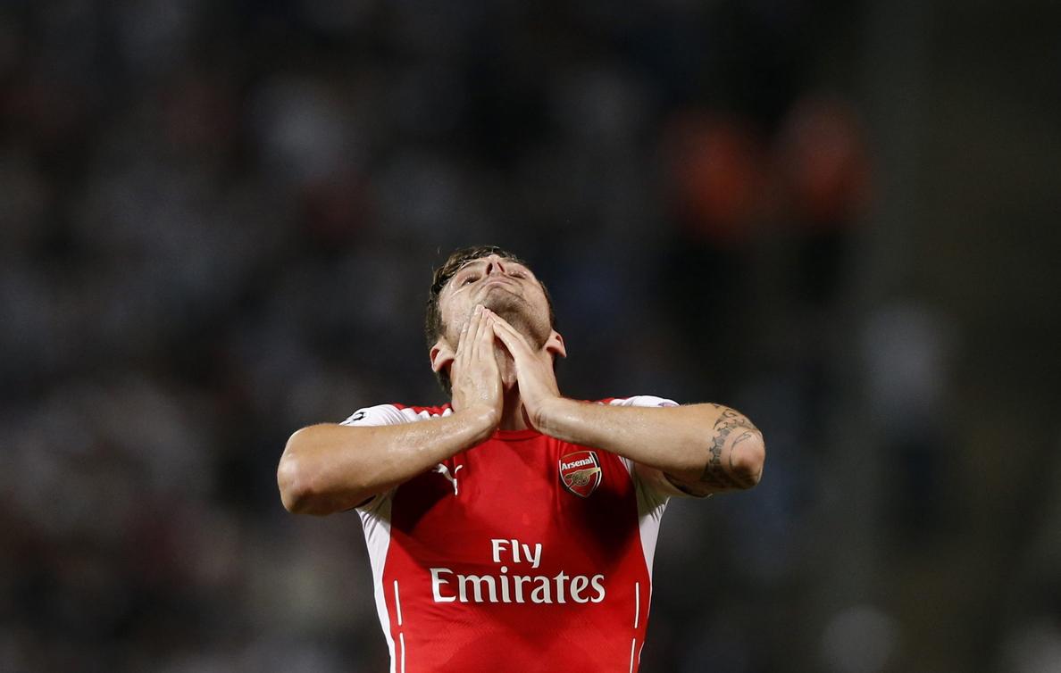 El Athletic y el Arsenal se dejan los deberes para el partido de vuelta