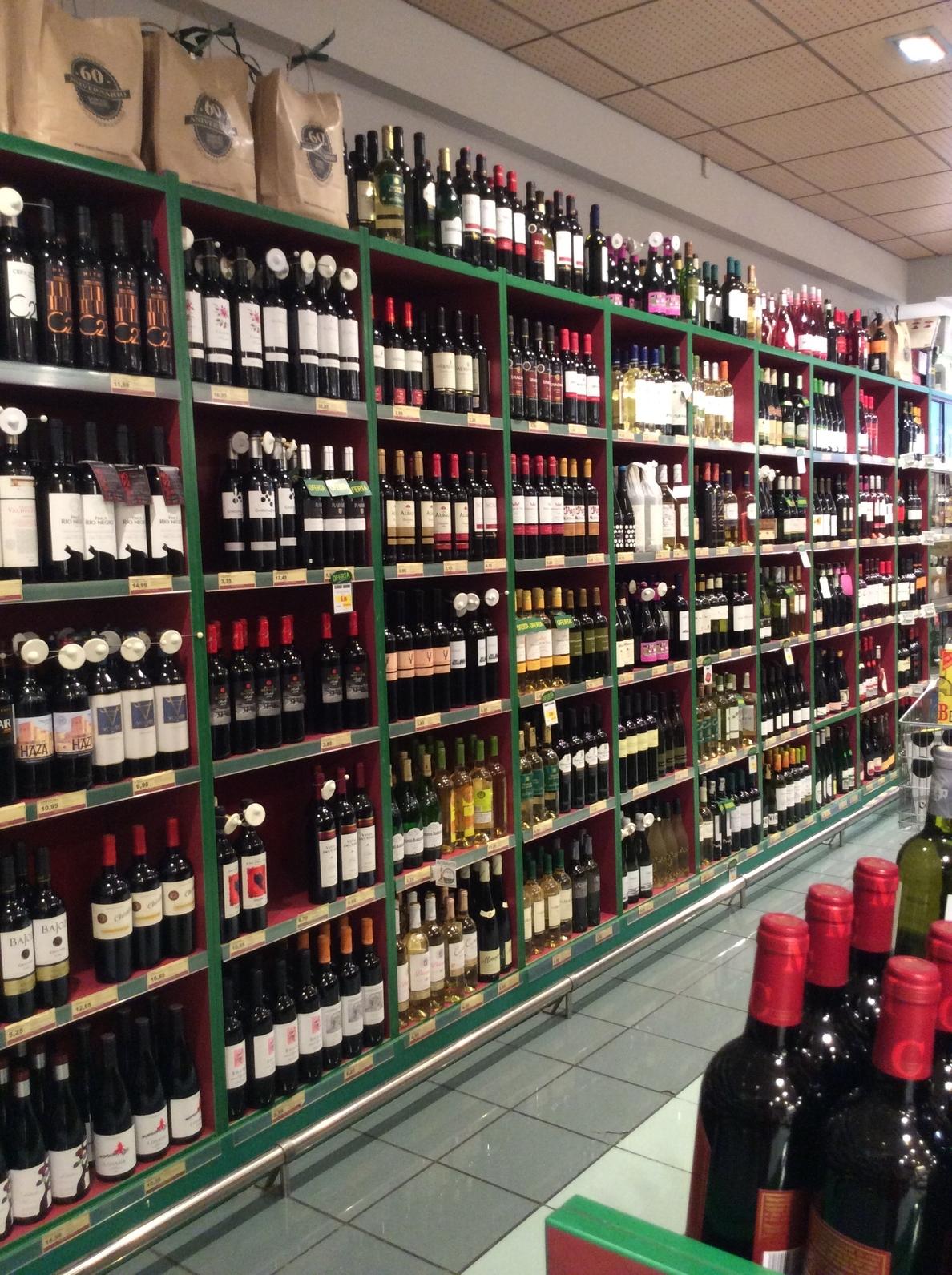 España incrementó un 20% sus exportaciones de vino en el primer semestre, hasta los 1.057 millones de litros