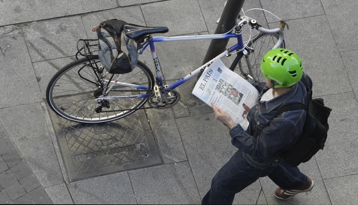 Ir a trabajar en transporte público tiene beneficios significativos para la salud