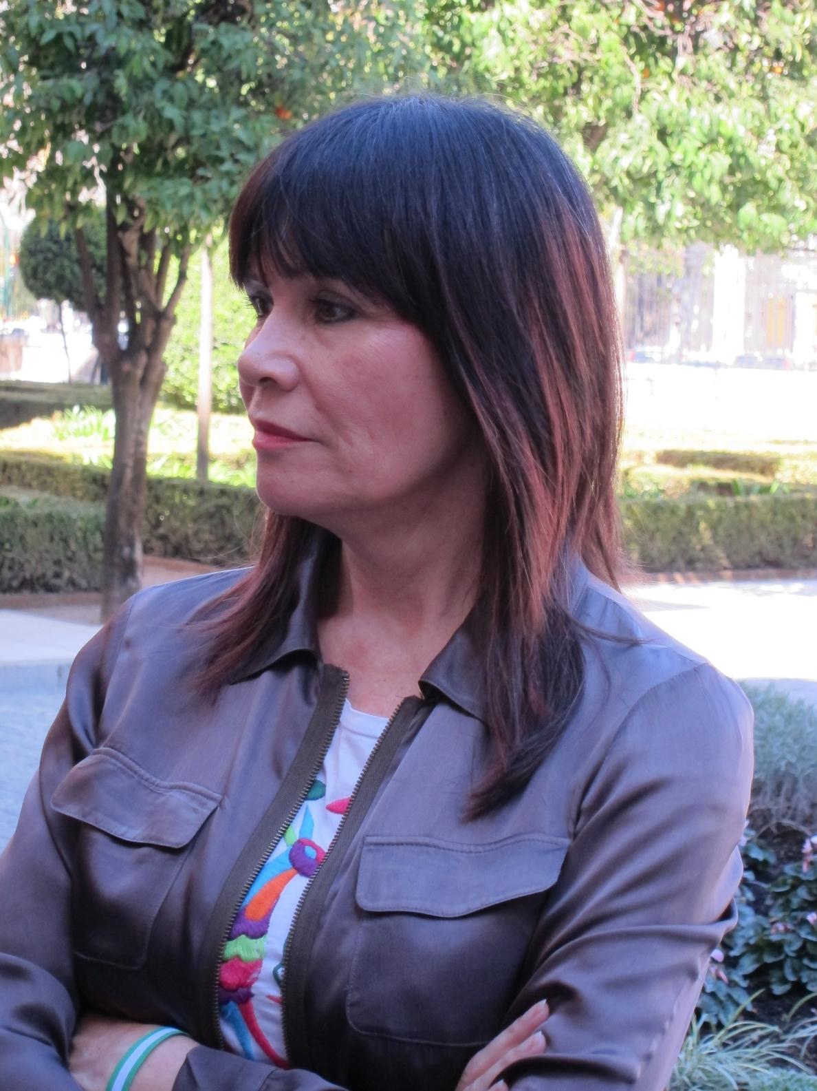 Micaela Navarro (PSOE): «Probablemente no ha pasado el tiempo suficiente para poner en valor lo que hizo Zapatero»