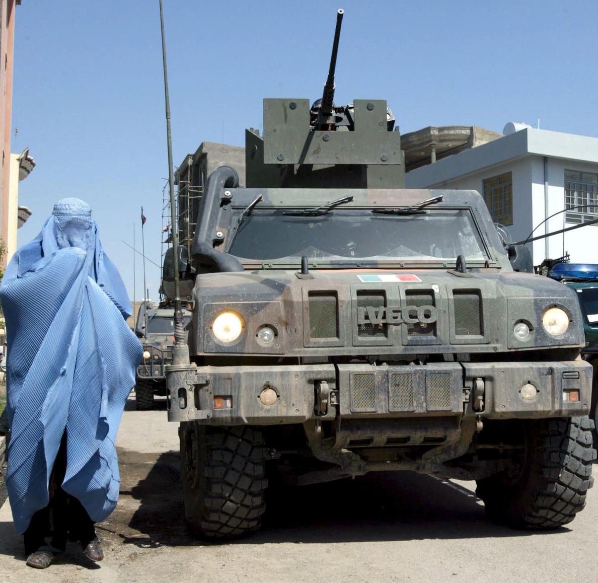 Mueren seis talibanes en el bombardeo de un dron estadounidense en Afganistán