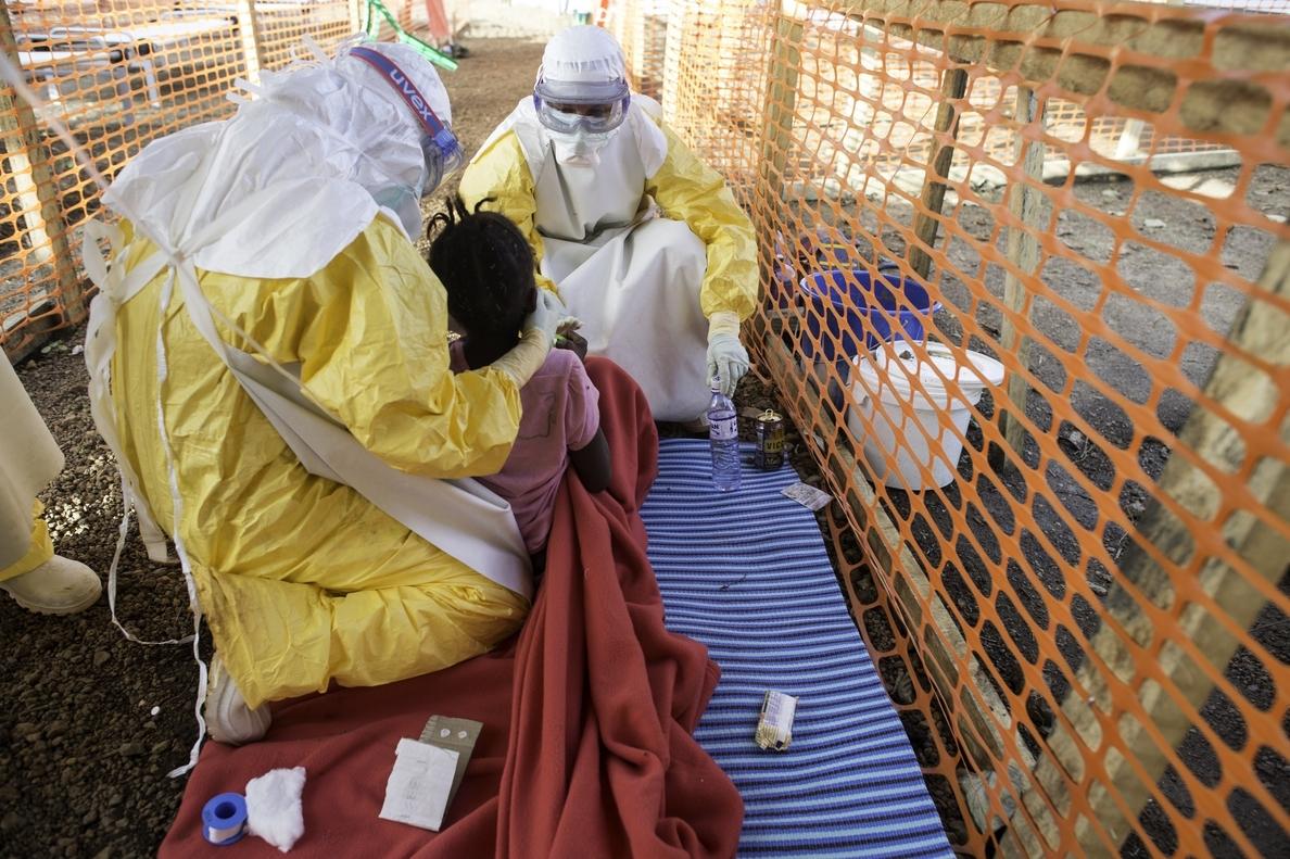 La OMS eleva a 1.229 muertes causadas por el Ébola en Äfrica Occidental
