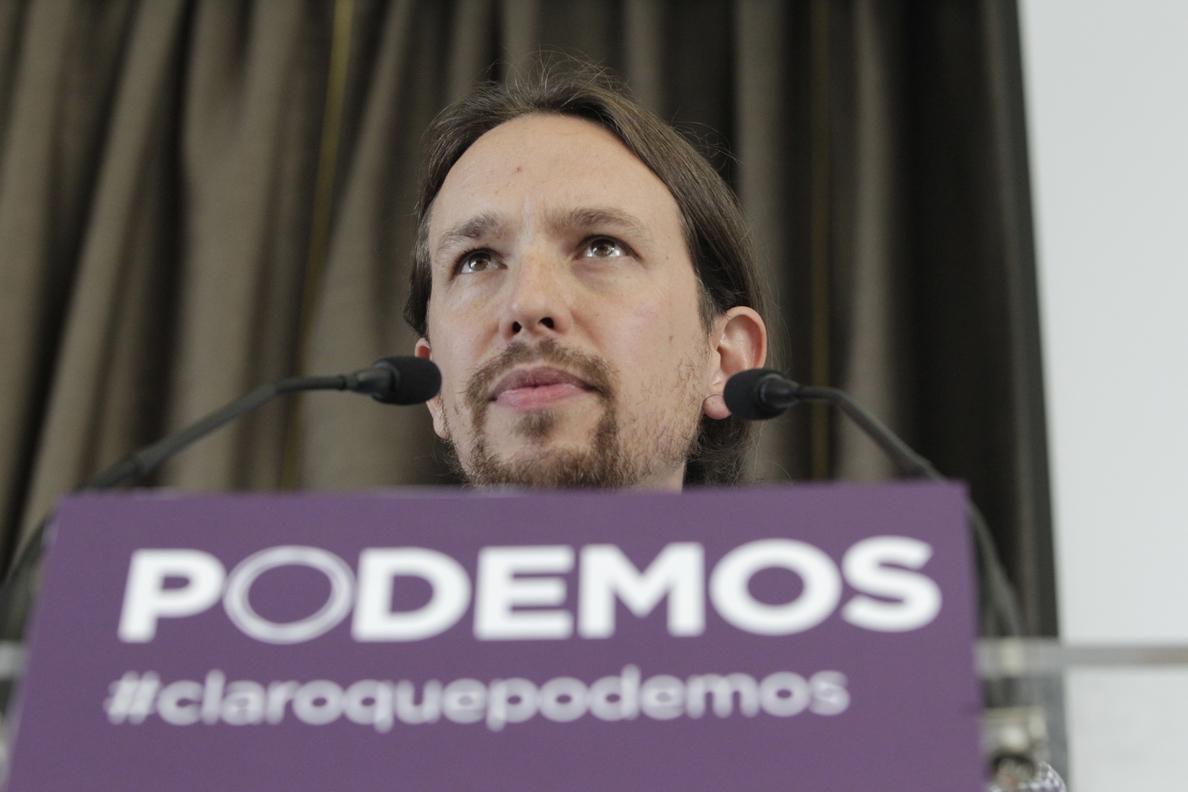 »Podemos» supera los 100.000 inscritos y tiene más followers que PP y PSOE juntos
