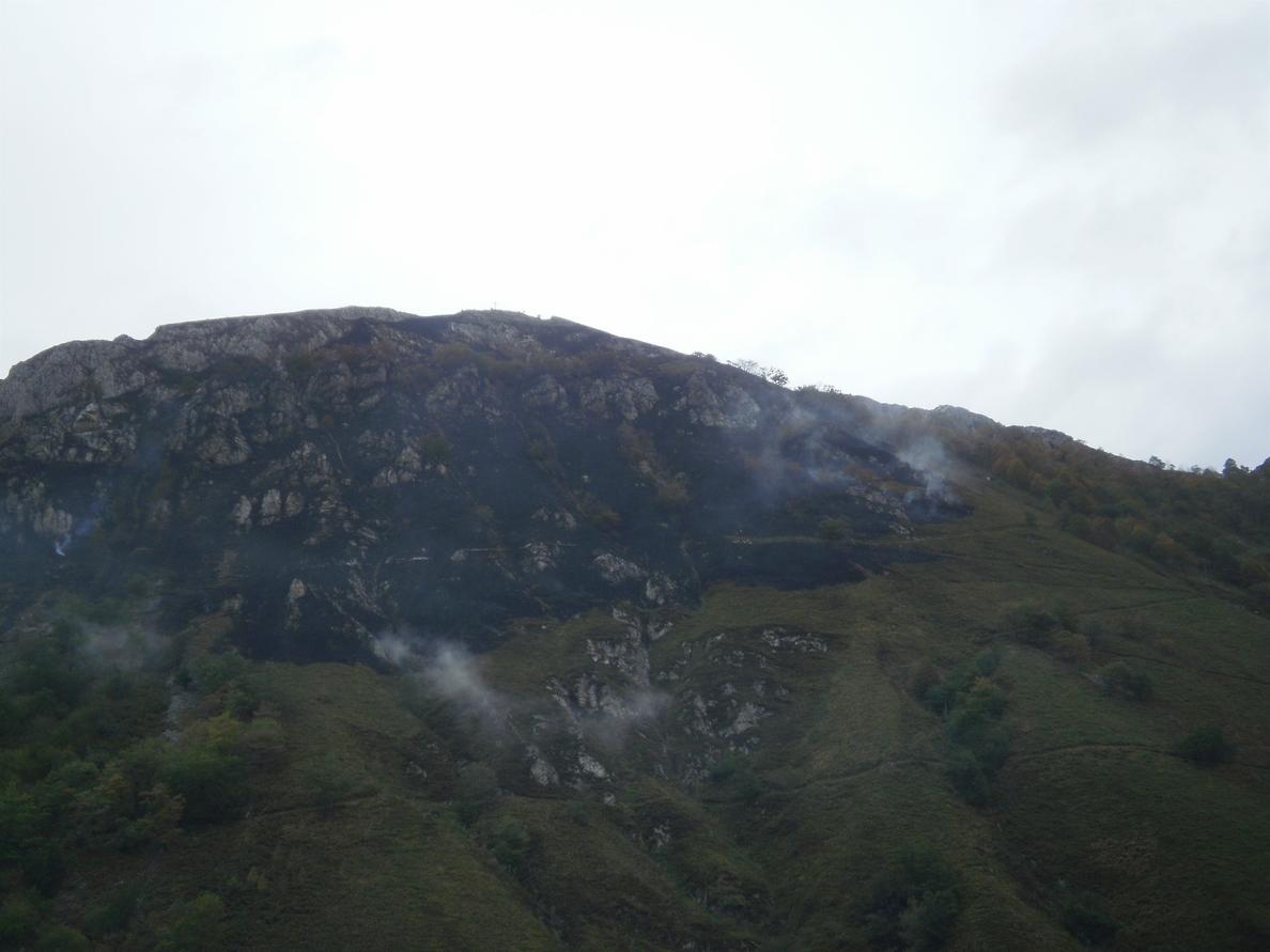 El Principado saca a concurso la vigilancia y extinción de incendios forestales en Piloña, Llanes y Ribadedeva