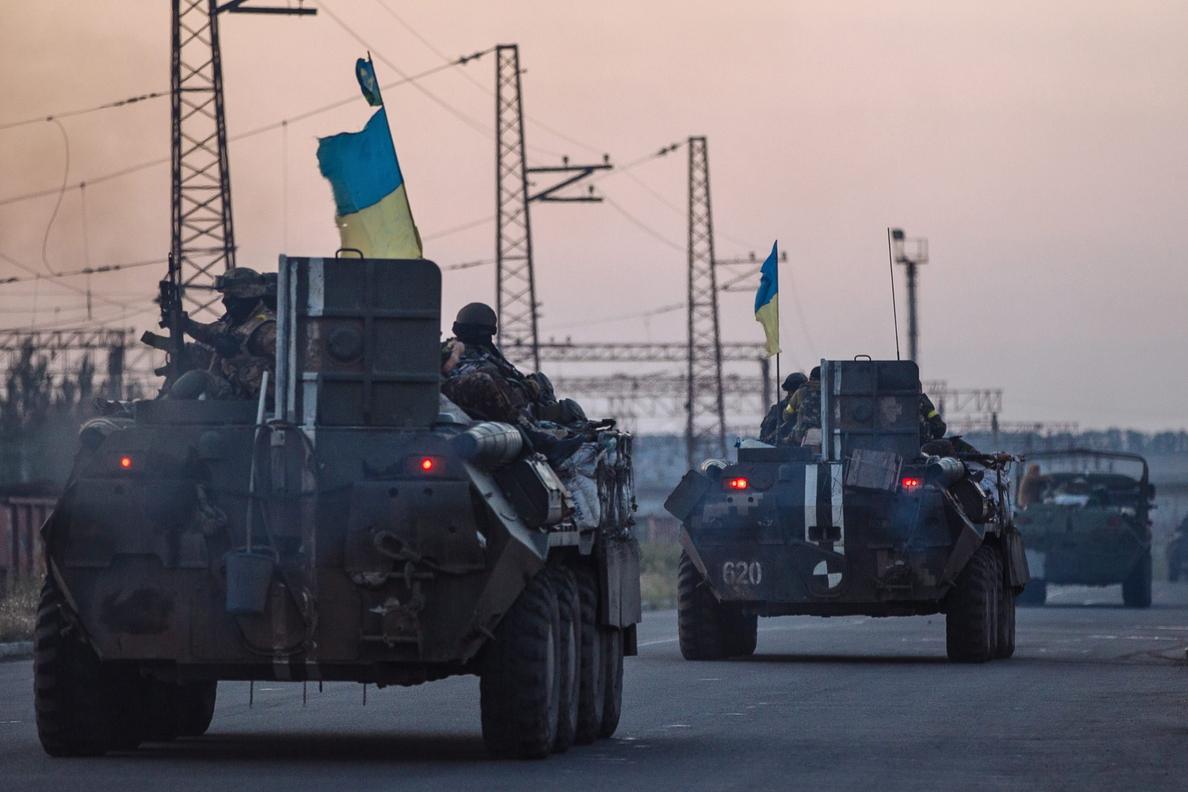 Separatistas prorrusos ofrecen una fuerte resistencia en la región de Donetsk