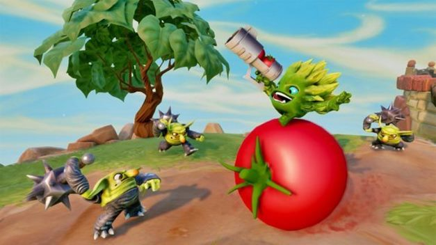 Skylanders Trap Team patrocina la Tomatina Infantil de Buñol
