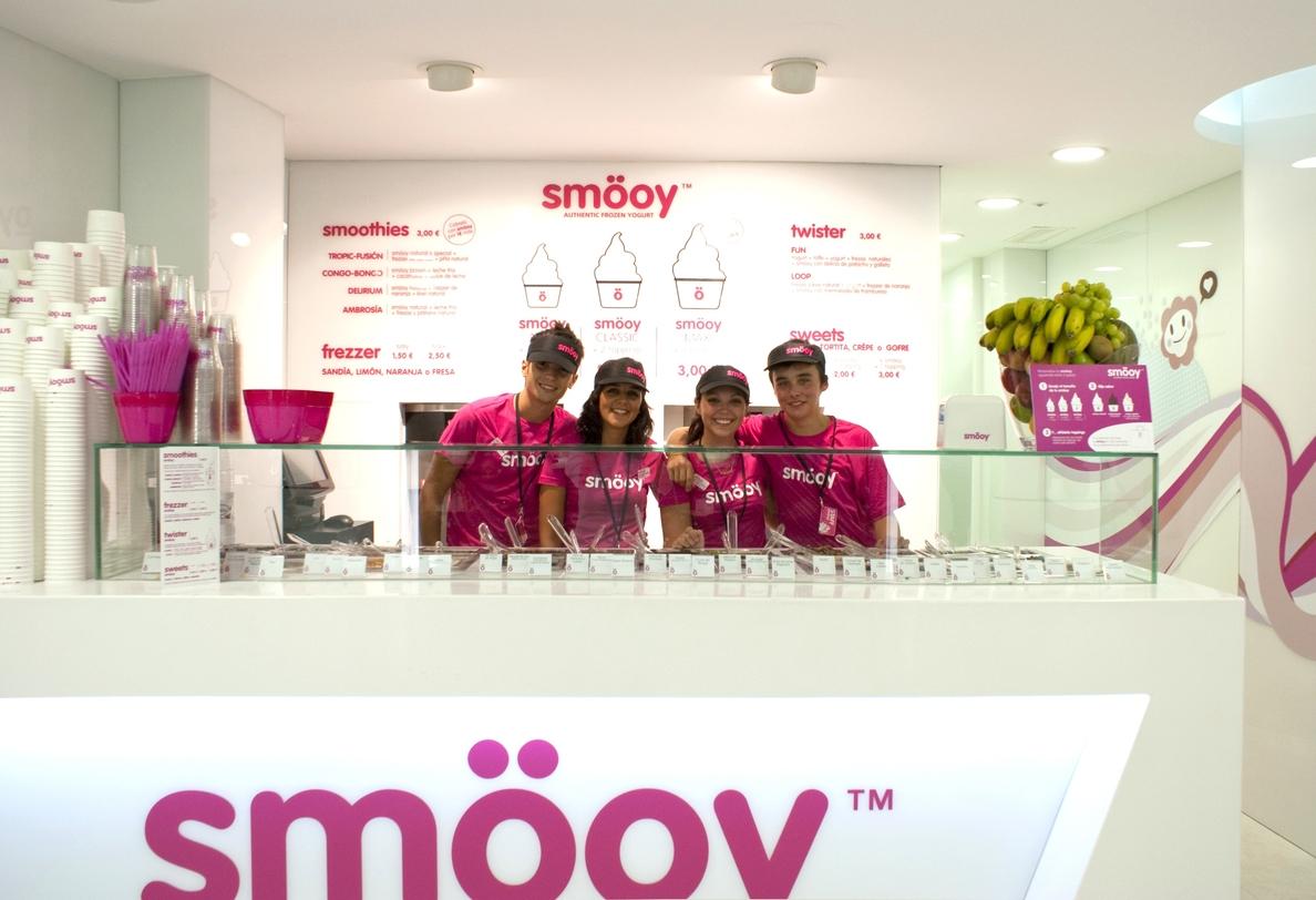 La cadena Smöoy alcanza las 140 heladerías tras las nuevas aperturas en España