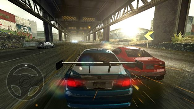 Need for Speed Most Wanted llega a Samsung Smart TV