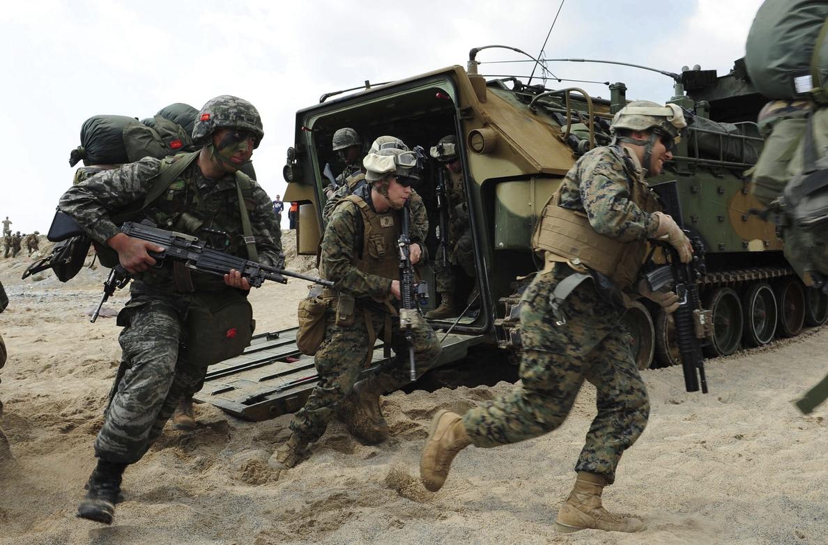 EEUU dispuesto a una guerra total con EI pero…no solo