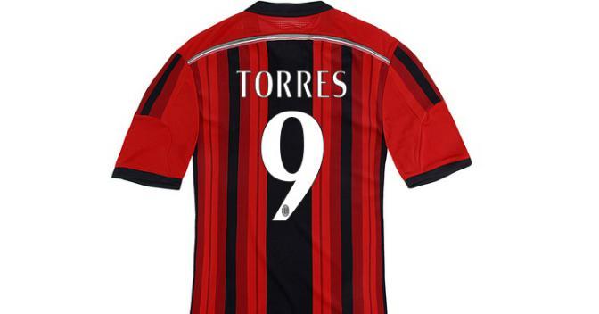 Fernando Torres también vestirá su »9» en la camiseta del ...