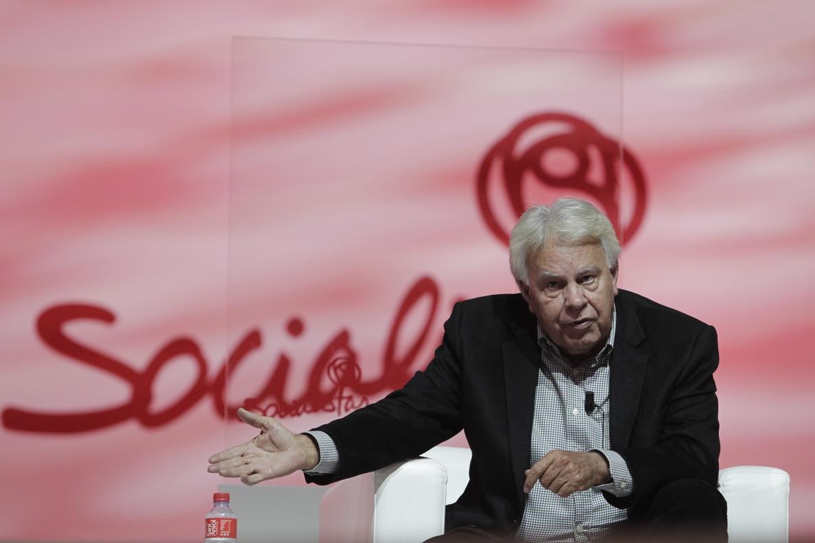 Felipe González cree que Pujol no es corrupto y está encubriendo a sus hijos