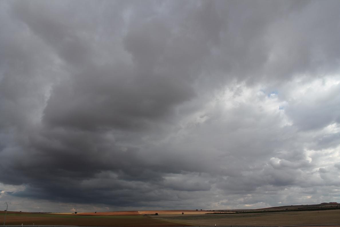 Alerta amarilla por lluvias en las provincias de Sevilla, Cádiz y Huelva