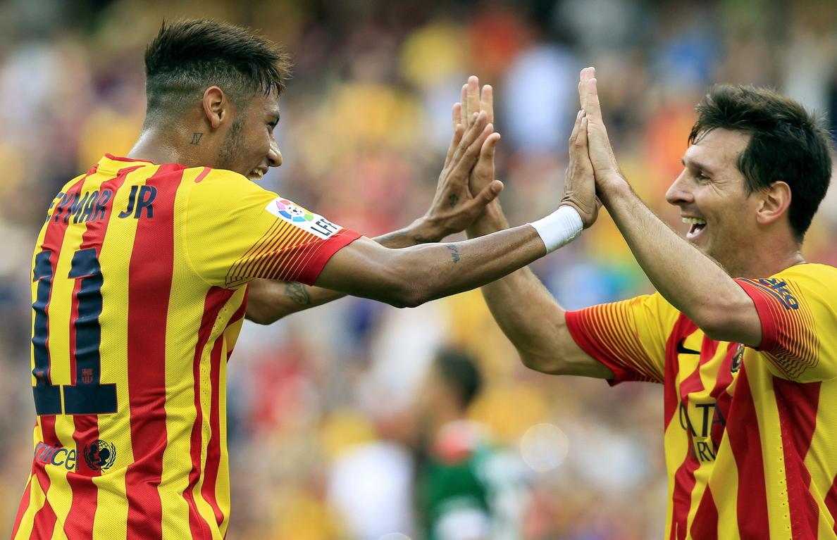 El Barça desea retener el liderato y el Real Madrid confirmar su mejoría
