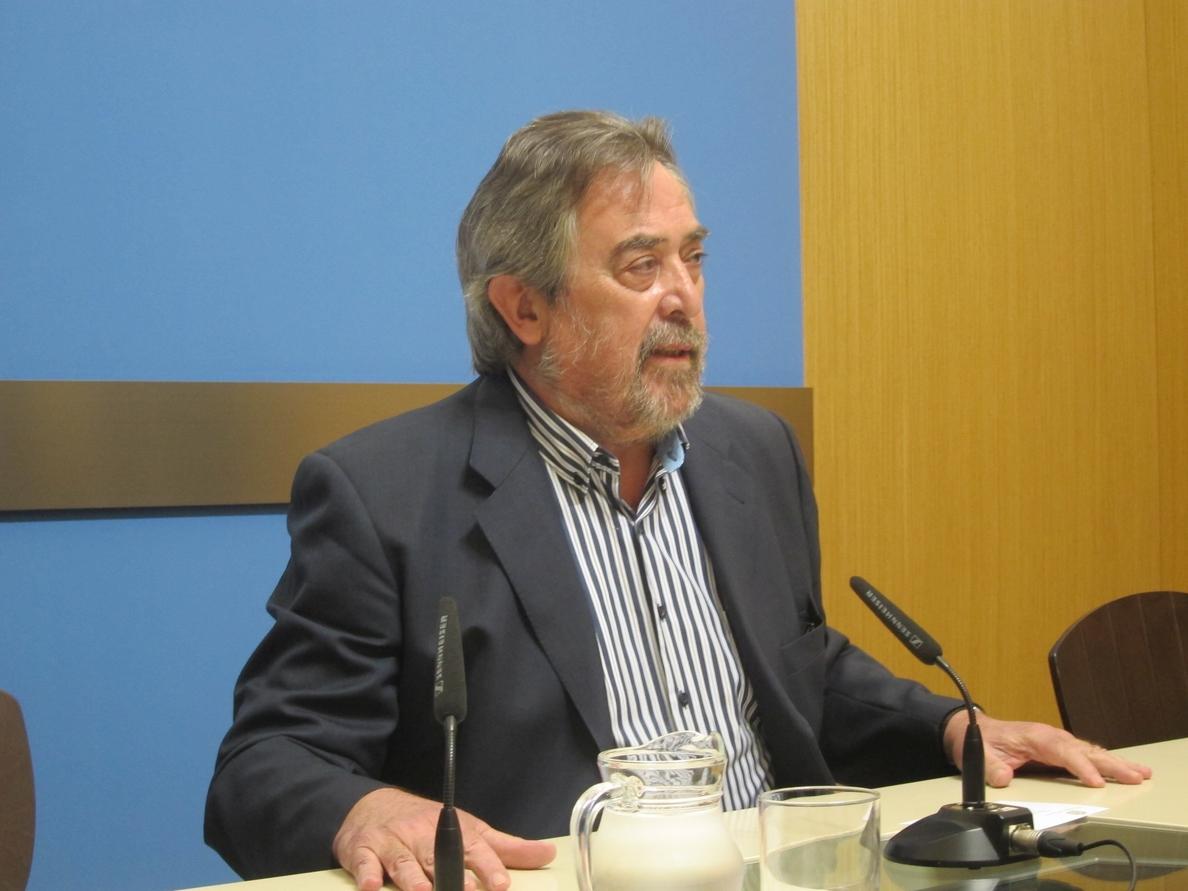 Belloch no volverá a presentarse como candidato del PSOE a la alcaldía de Zaragoza para «facilitar» las primarias