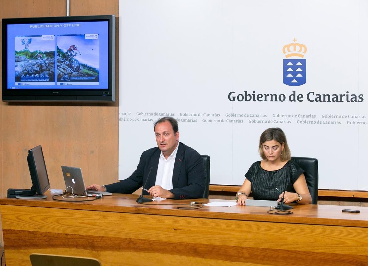 Canarias pone en marcha la plataforma »Reserva de la Extremosfera» para captar turismo deportivo y natural
