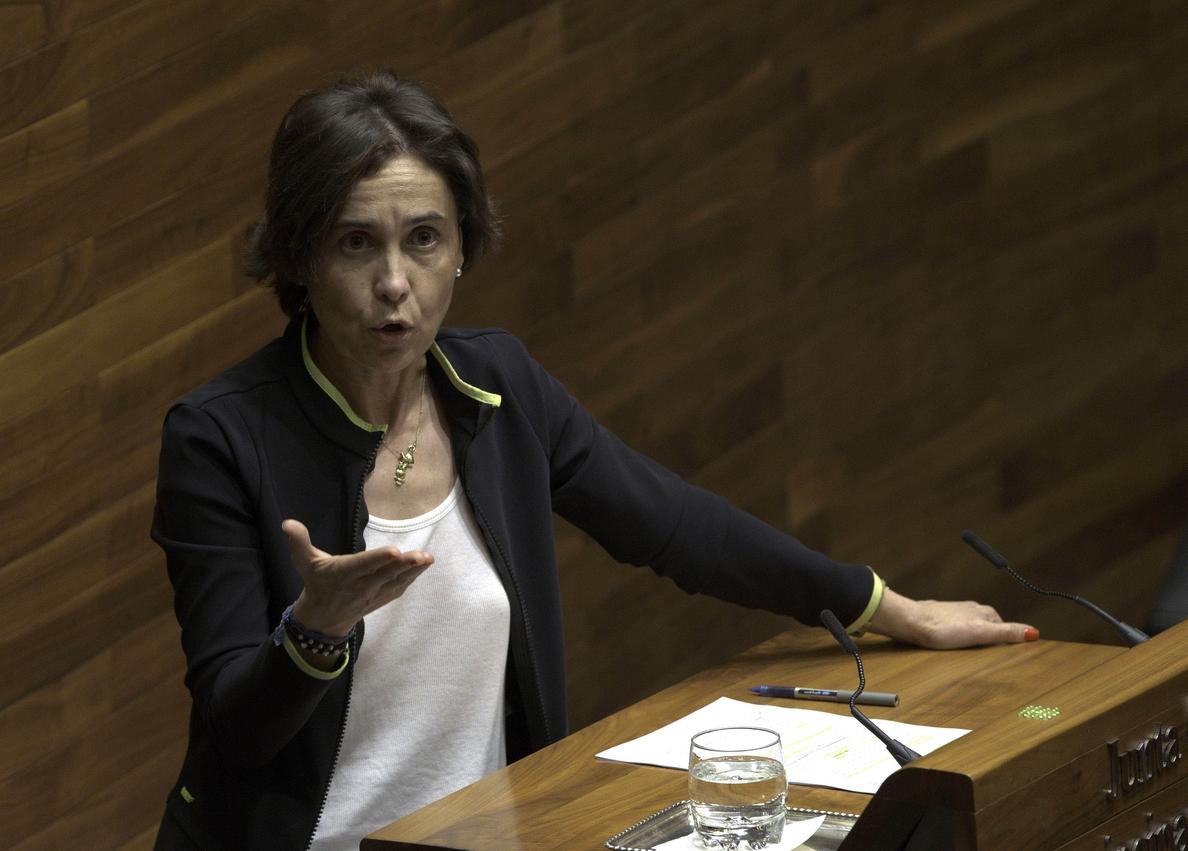 Carcedo replica al PP que el Principado no hará ajustes en servicios esenciales