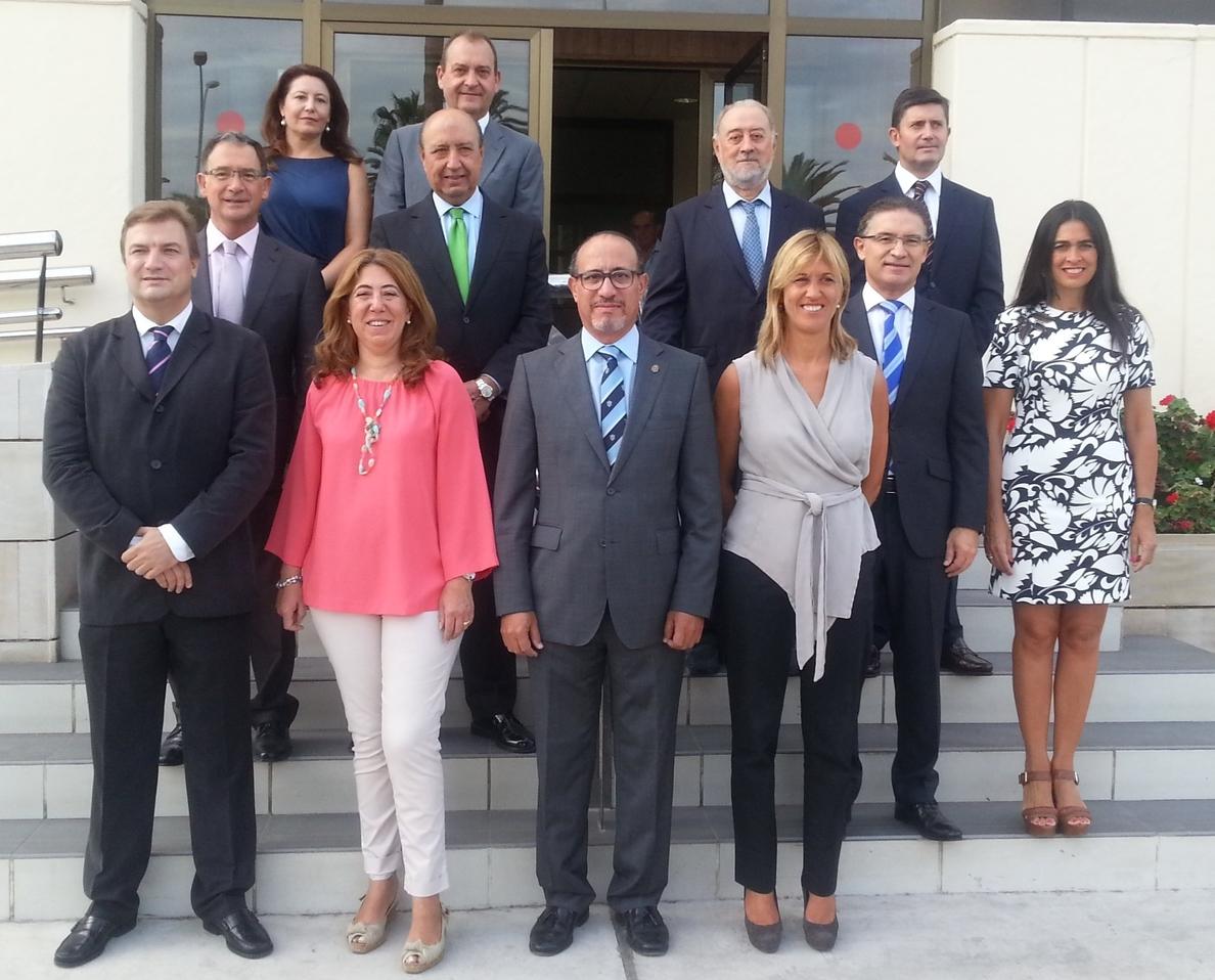 Delegados del Gobierno de toda España piden en Melilla «una política común de inmigración que acabe con las mafias»
