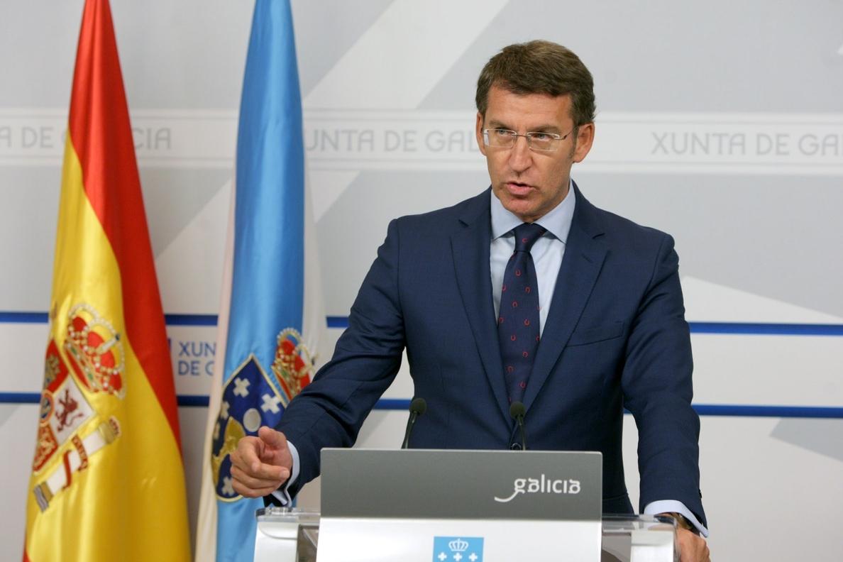 Feijóo prevé convocar a los expresidentes autonómicos a una cumbre en octubre