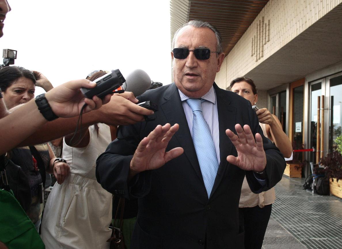 La Fiscalía recurre la suspensión de la ejecución de la condena de Carlos Fabra