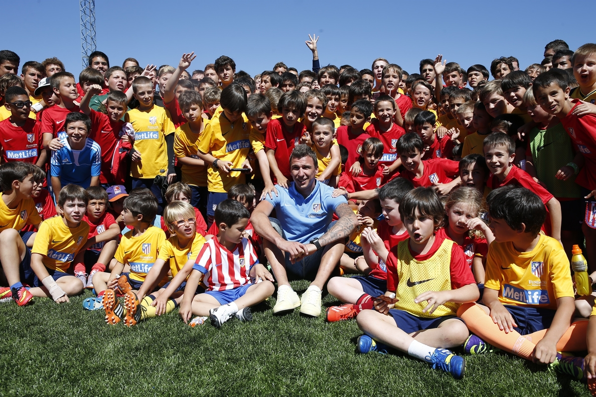 La Fundación Atlético de Madrid abre el plazo de inscripción para la Escuela de Tecnificación