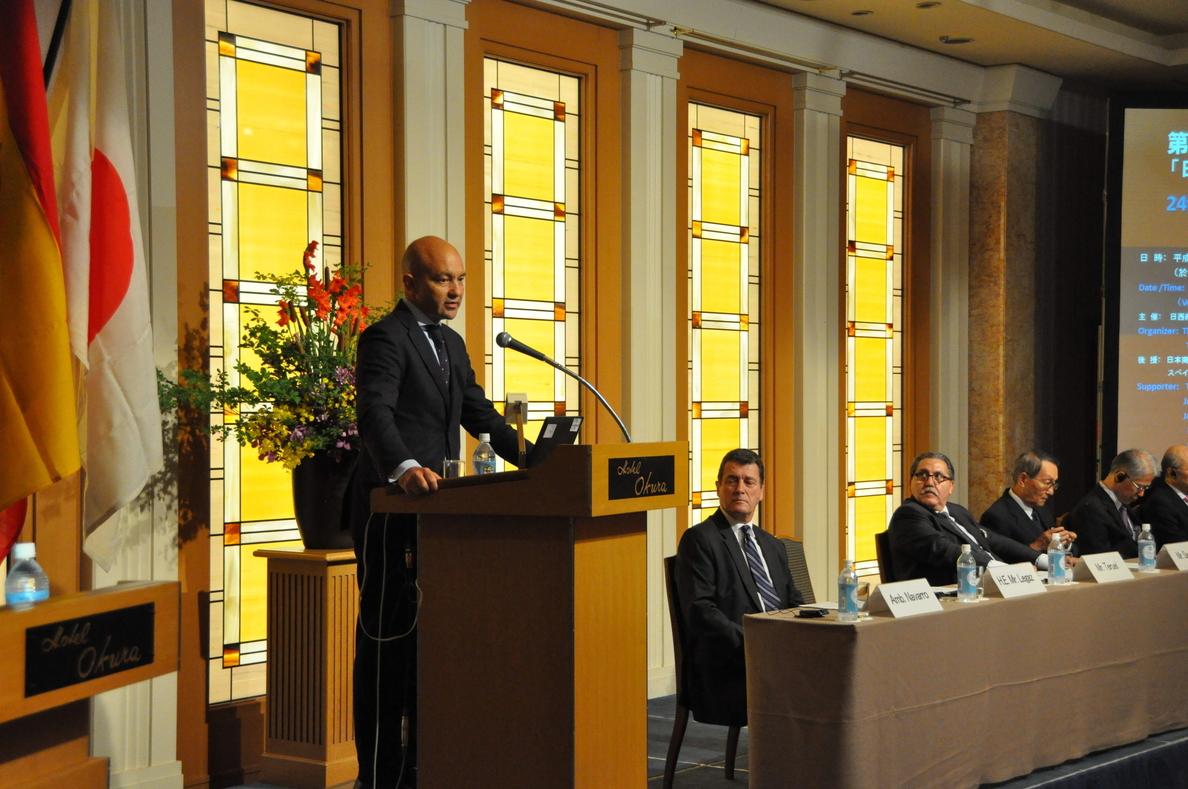 García-Legaz considera que el TLC es la clave para impulsar las exportaciones a Japón