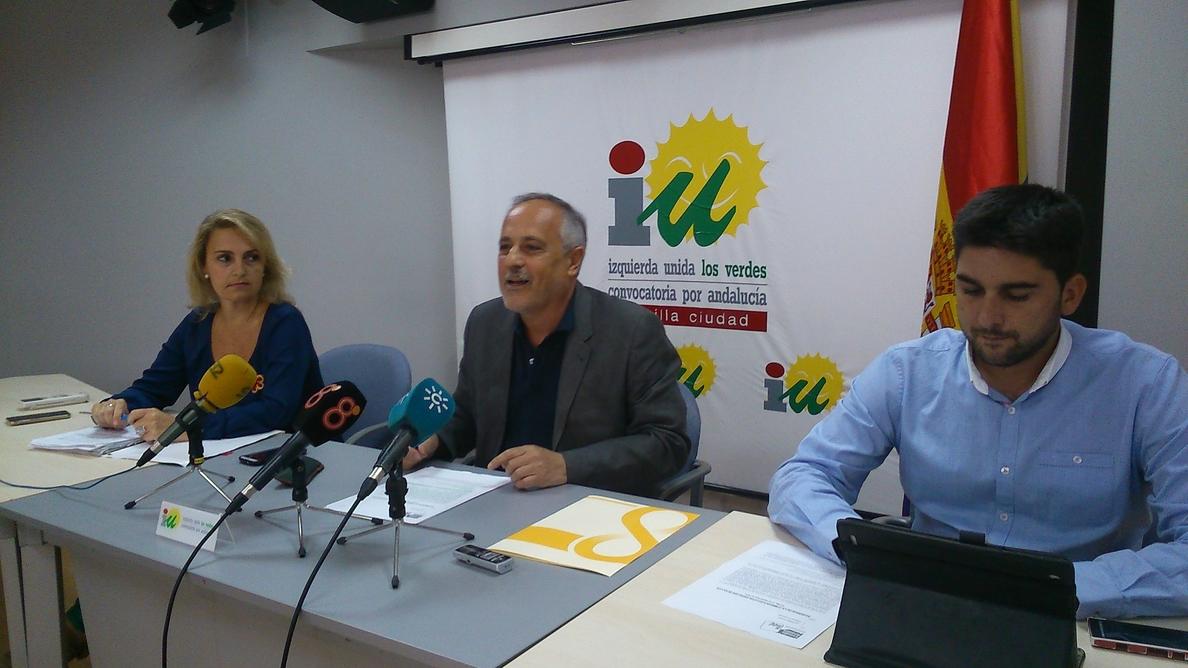 El consejo local de IU-CA propone a la militancia converger con Ganemos para crear una «candidatura unitaria»